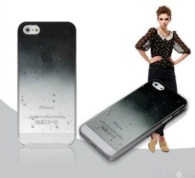 Продам Чехол задник для iPhone 5 /5S Капли