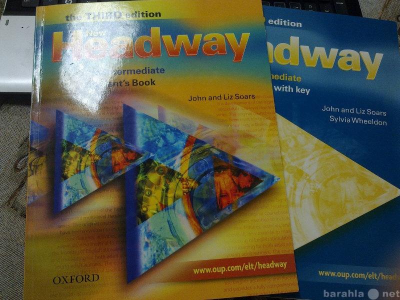 Продам Комплект New Headway, Pre-Intermediat
