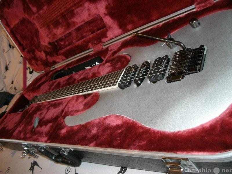 Продам Эл.гитару IBANEZ RG2570E VSL .