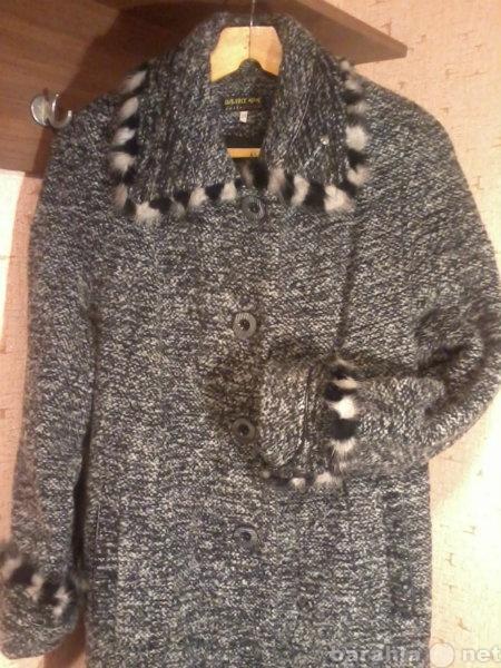 Продам Зимнее пальто размер 50