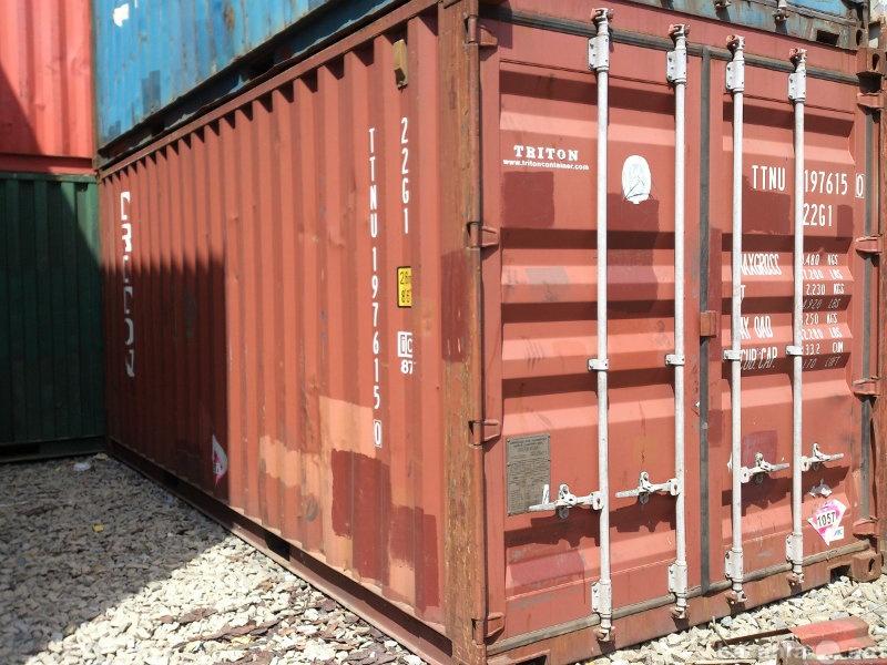 Продам контейнер 3 тонник строительный