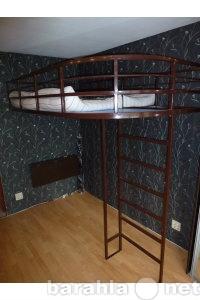 Продам кровать чердак