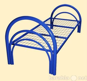 Продам Кровати металлические для бытовок оптом