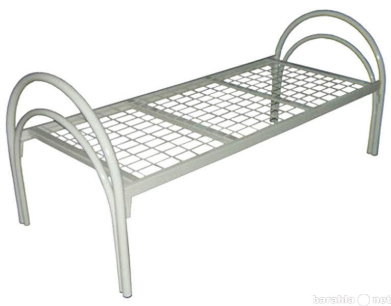 Продам Металлические кровати для турбаз