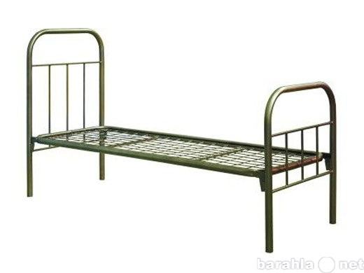 Продам Металлические кровати для рабочих