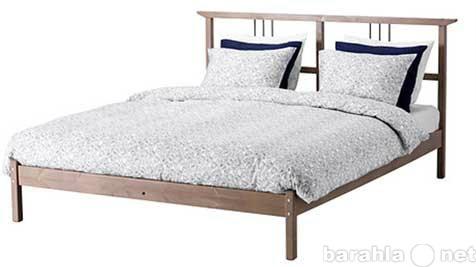 Продам кровать двуспальная (без матраса)
