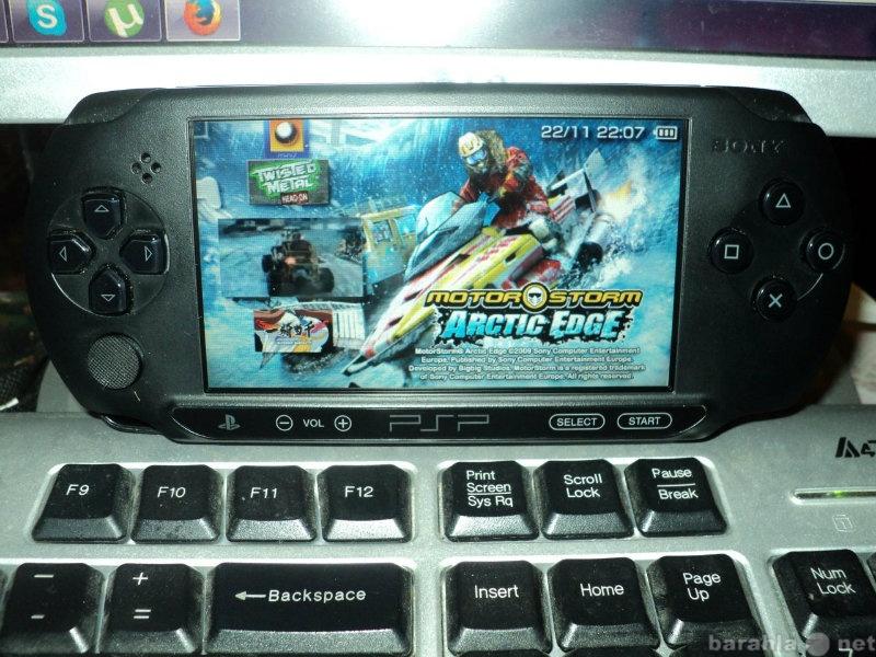 Продам: PlayStation Porable (PSP) E1008