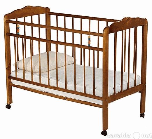 Продам Детская деревянная кроватка