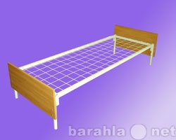 Продам Металлические кровати для детдомов