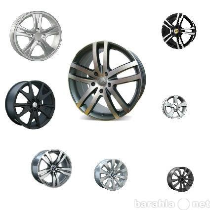 Продам колесные диски Replica
