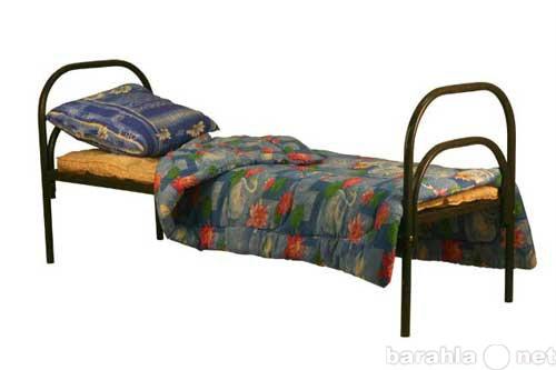 Продам кровати металлические для работников