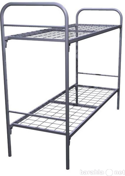 Продам кровати металлические для лагерей оптом