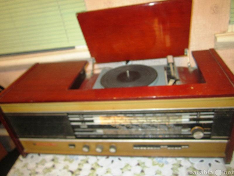 Продам радио-приемник антанта 204