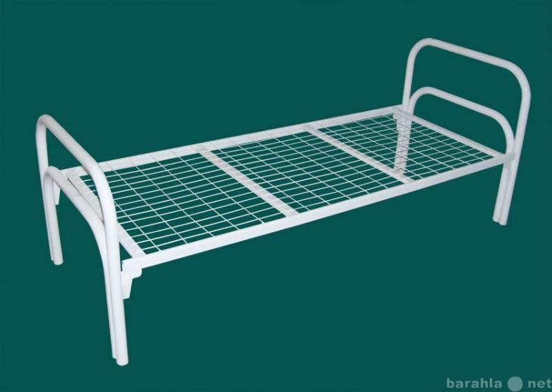 Продам: металлические кровати для интернатов опт