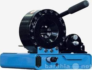 Продам: Станок обжимной Finn-Power для рвд P16HP