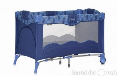 Продам Кровать новая манеж Bertoni Travel Kid 1