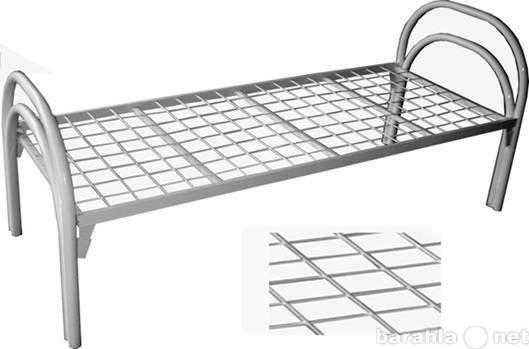 Продам: металлические кровати для турбаз оптом