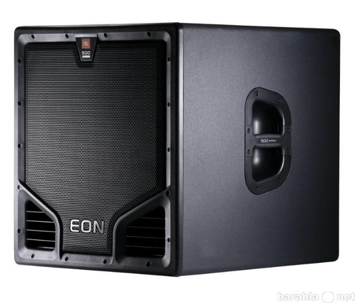 Продам JBL EON518S активный сабвуфер 500Вт