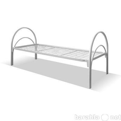 Продам кровати металлические для вагончиков