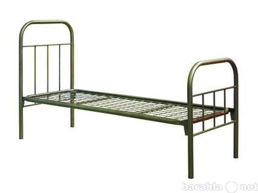 Продам кровати металлические одноярусные оптом