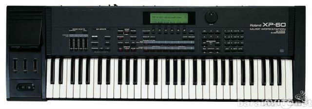 Продам профессиональный синтезатор