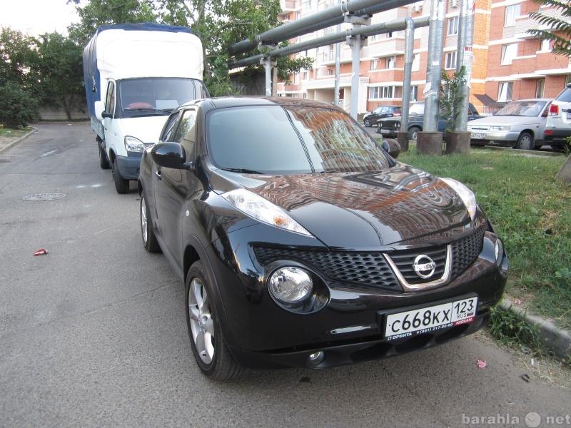 Продам: авто Nissan Juke 1.6 2012г.