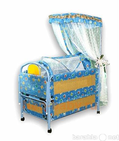 Продам Металлическая новая кроватка