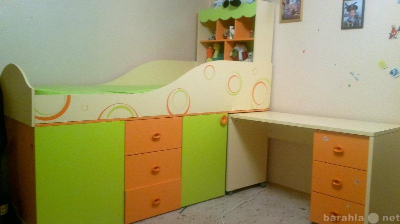 Продам детская стенка-кровать