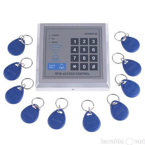 Продам: Панель контроля доступа  + 10 брелков