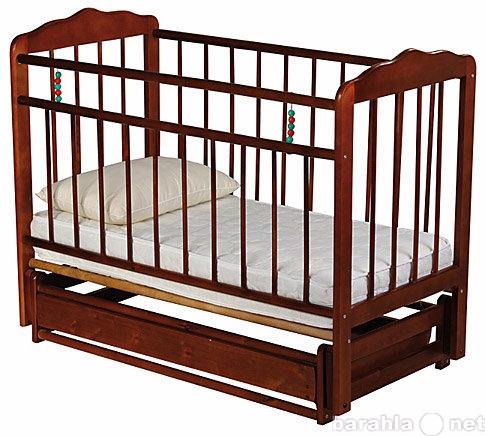 Продам Детская деревянная кроватка Женечка-6