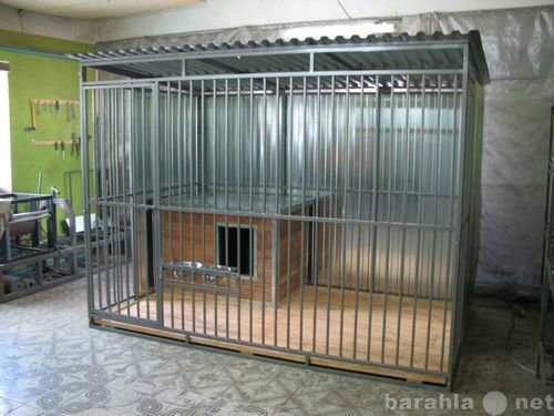 Продам Вольеры для собак и птиц