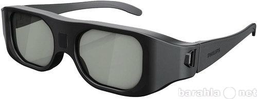 Продам Очки 3D philips PTA 507