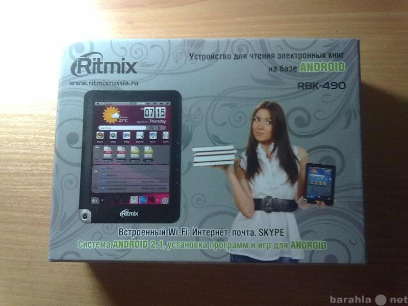 Продам: Электронная книга Ritmix-490