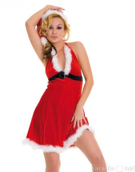 Продам 951003 - Новогоднее платье и шапочка