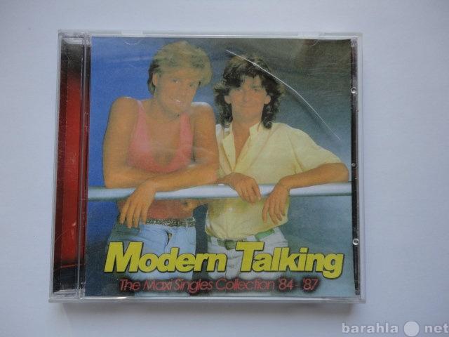 Продам CD Modern Talking 1