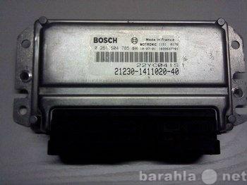 Продам Мозги ЭБУ контроллер 2123-1411020-40