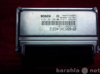 Продам Мозги ЭБУ контроллер 21214 20