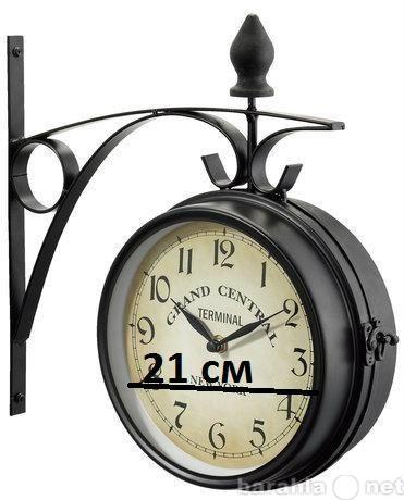 Продам Двухсторонние  часы  для   дома и   улиц