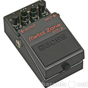 Продам гитарная примочка BOSS Metal Zone MT-2.
