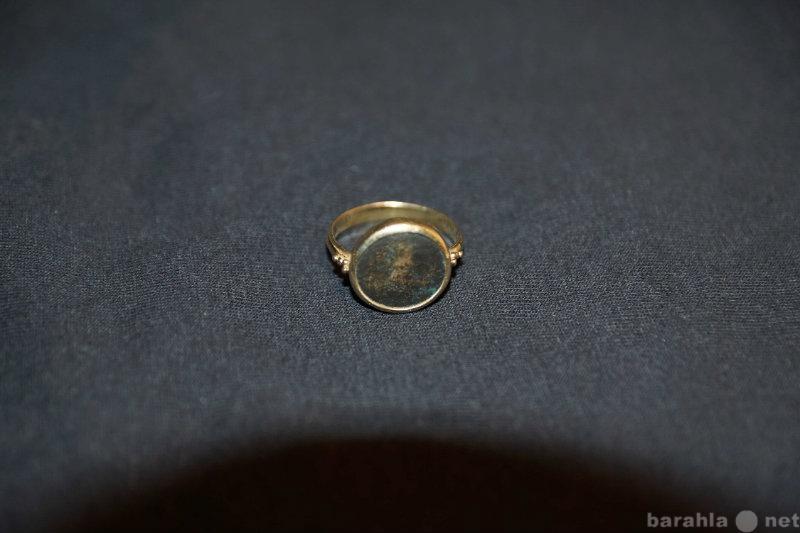 Продам Антикварный перстень с античной монетой