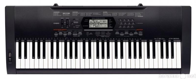 Продам Синтезатор Casio ctk 3000