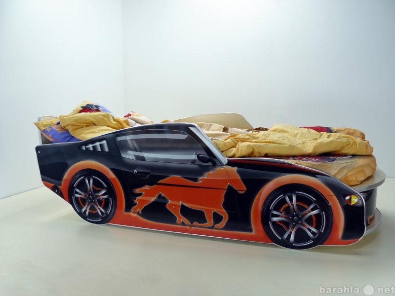 Продам кровать-машина  с подсветкой