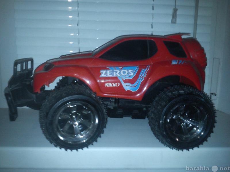 Продам Большая красная машина