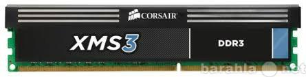 Продам DIMM DDR3 4096MB PC12800 1600MHz Corsair