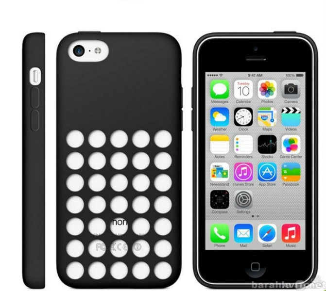 Продам Чехол iPhone 5c силиконовый + защитная п