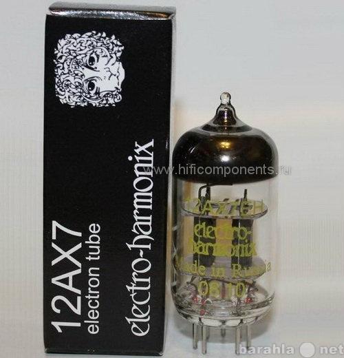 Продам: Радиолампа 12АХ7EH  Electro-Harmonix