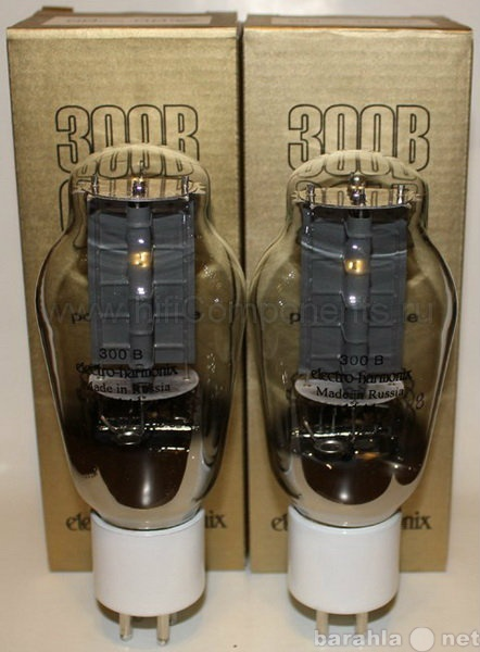 Продам Радиолампа 300 EHG Electro-Harmonix