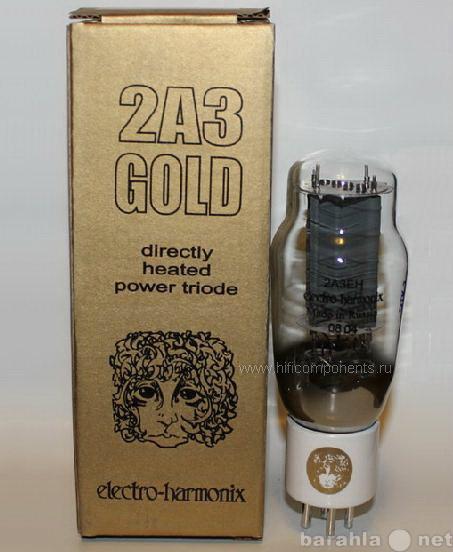 Продам: Радиолампа Electro-Harmonix 2А3 EHG