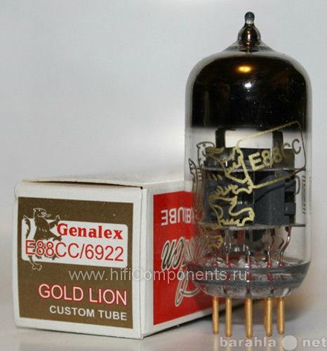 Продам Радиолампа 6922 / ECC88 Genalex Gold Lio
