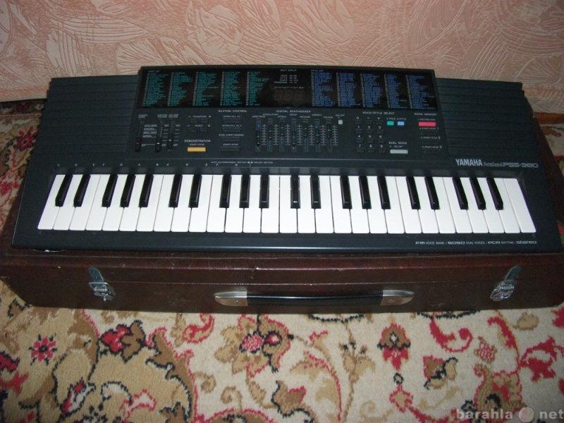 Продам Синтезатор-YAMAHA -PSS 380
